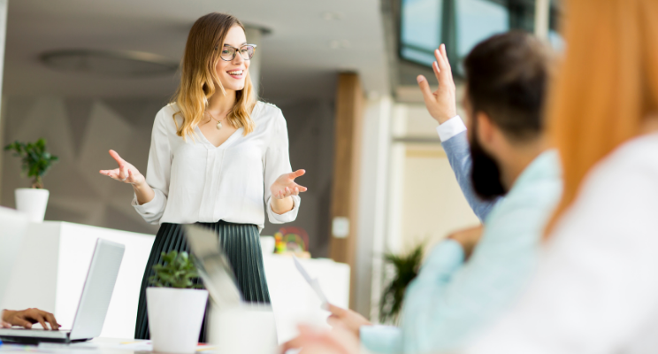 HR teams: Take your seat at the business strategy table