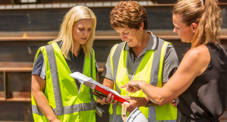Advancing female leadership in rail, roads and transport infrastructure